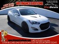 2013 Hyundai Genesis Coupe 3.8 Grand Touring Auto