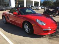 Pre-Owned 2009 Porsche Boxster Rear Wheel Drive Coupe