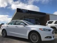 2016 Ford Fusion Titanium Sedan | Orlando