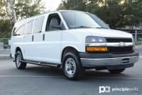 Used 2015 Chevrolet Express 2500 LT Van Passenger Van For Sale San Antonio, TX