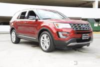 Used 2017 Ford Explorer XLT, Aluminum Wheels, Navigation, Power Sunroof, R SUV For Sale San Antonio, TX