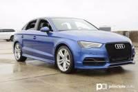 Used 2015 Audi S3 2.0T Prestige, Bang & Olufsen Stereo, Driver Assis Sedan For Sale San Antonio, TX
