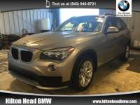 2015 BMW X1 xDrive28i * CPO Warranty * One Owner * Navigation SUV All-wheel Drive