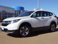 Certified Pre-Owned 2017 Honda CR-V LX FWD LX 4dr SUV