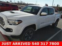 2016 Toyota Tacoma TRD Sport V6 Truck Double Cab 4x4