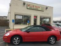 2003 Mitsubishi Eclipse Spyder GS 2dr Convertible
