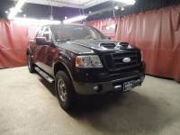 2007 Ford F-150 FX4 4dr SuperCrew 4WD Flareside 6.5 ft. SB