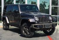 Pre-Owned 2017 Jeep Wrangler Unlimited 75th Anniversary Four Wheel Drive SUV