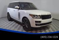 Used 2016 Land Rover Range Rover 5.0L V8 Supercharged Autobiography SUV in Oklahoma City, OK