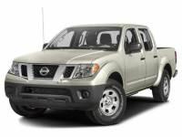 2017 Nissan Frontier SV V6 Crew Cab 4x2 SV V6 Auto