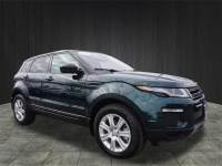 Certified Pre-Owned 2017 Land Rover Range Rover Evoque With Navigation & 4WD