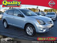 2015 Nissan Rogue Select S Crossover