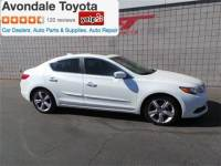 Pre-Owned 2014 Acura ILX 5-Speed Automatic with Premium Package Sedan in Avondale, AZ