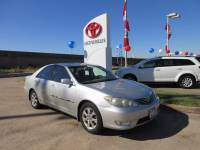 Used 2005 Toyota Camry XLE Sedan FWD For Sale in Houston