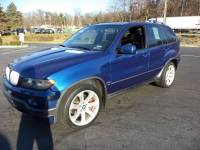 2005 BMW X5 AWD 4.8is 4dr SUV