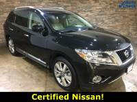 Certified Pre-Owned 2016 Nissan Pathfinder Platinum 4WD