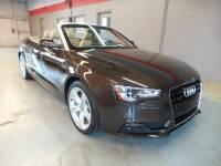 2013 Audi A5 2.0T Premium Plus (Tiptronic) Cabriolet quattro | near Orlando FL