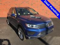 Pre-Owned 2017 Volkswagen Touareg For Sale near Pittsburgh, PA   Near Greensburg, McKeesport, & Monroeville, PA   VIN:WVGGF7BP2HD002607