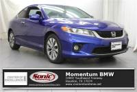 Used 2013 Honda Accord EX-L 2dr I4 Auto Coupe in Houston, TX