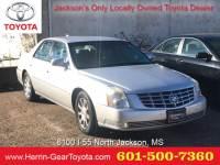 2009 Cadillac DTS w/1SB Sedan