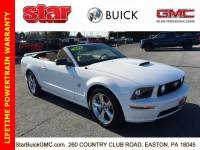 2009 Ford Mustang GT Convertible