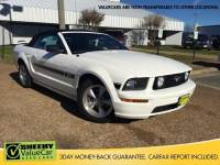 2007 Ford Mustang GT Premium Convertible V-8 cyl