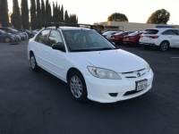 Used 2004 Honda Civic LX Sedan For Sale in Fairfield, CA