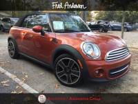 Pre-Owned 2012 MINI Cooper Base Convertible For Sale | Raleigh NC