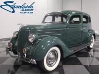 1936 Ford Deluxe Sedan $34,995