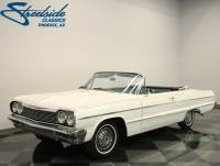 1964 Chevrolet Impala Convertible $36,995