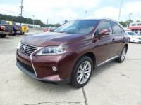 Used 2015 LEXUS RX 350 SUV for sale in Laurel, MS