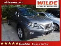Certified Pre-Owned 2013 Lexus RX 350 AWD 4dr AWD