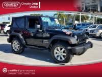 Pre-Owned 2013 Jeep Wrangler Sport 4WD Sport in Jacksonville FL