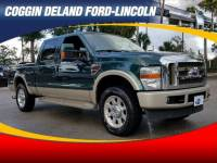 Pre-Owned 2010 Ford Super Duty F-250 SRW King Ranch in Jacksonville FL