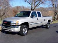 2004 GMC Sierra 2500HD 4dr Extended Cab SLE 4WD LB