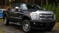 2013 Ford Super Duty F-350 4WD Crew Cab 156 Platinum near Seattle