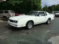 1983 Chevrolet Monte Carlo 2dr Coupe