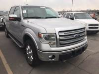 2014 Ford F-150 4x4 Lariat 4dr SuperCrew Styleside 6.5 ft. SB