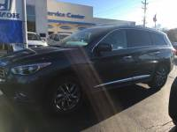 Used 2013 INFINITI JX35 Base SUV in Akron OH
