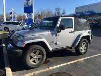 Used 2013 Jeep Wrangler Sport SUV in Akron OH