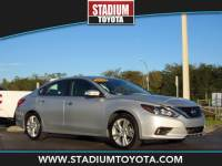 Pre-Owned 2016 Nissan Altima 4dr Sdn V6 3.5 SL FWD