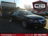 2009 Acura RL CMBS/PAX Package