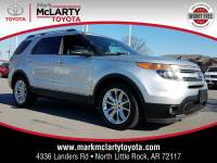 Pre-Owned 2012 FORD EXPLORER FWD 4DR XLT Front Wheel Drive Sport Utility Vehicle