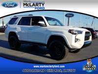 Pre-Owned 2017 TOYOTA 4RUNNER TRD PRO 4WD Four Wheel Drive Sport Utility