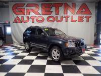 2007 Jeep Grand Cherokee LIMITED HEMI 4X4 HEATED LEATHER MOONROOF REAR DVD!