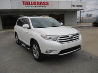 2011 Toyota Highlander Limited V6