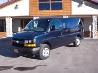 2011 Chevrolet Express Passenger LS 2500 3dr Passenger Van