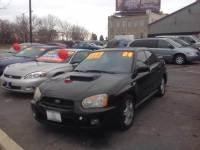 2004 Subaru Impreza AWD 4dr WRX Turbo Sedan