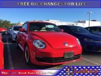 Used 2014 Volkswagen Beetle 1.8T Convertible in Clearwater, FL