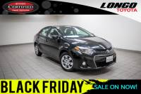 Used 2016 Toyota Corolla CVT S in El Monte